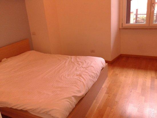 La Controra Hostel Rome : cama