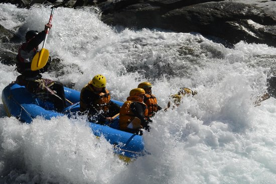 Queenstown Combos: Rafting