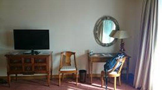 Relais de Margaux : Chambre