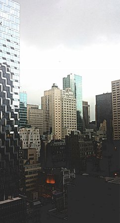 Cassa Hotel 45th Street New York: Good Morning