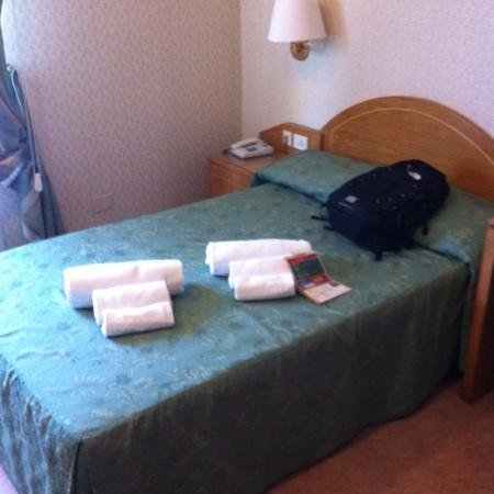Hotel Patria : single room