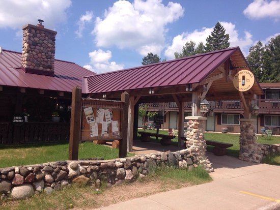The Outdoorsman Restaurant Boulder Junction