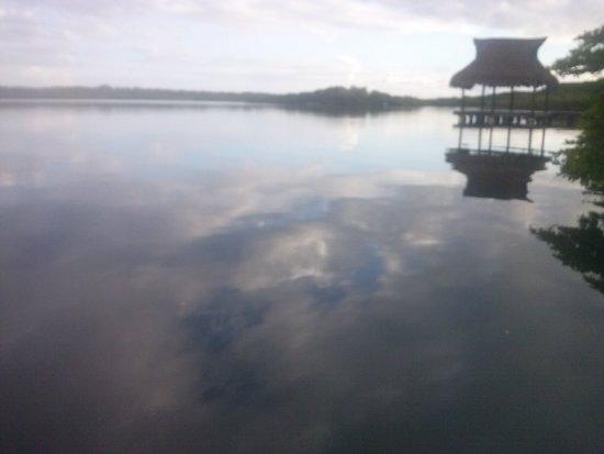 Tours en Islas del Rosario: Pier da casa en isla Baru