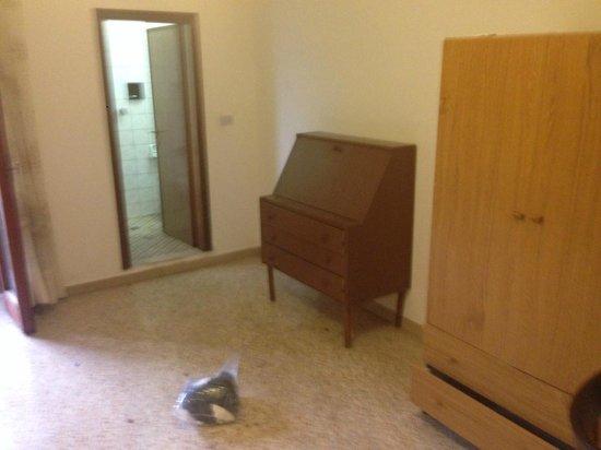 Hotel Ristorante Miramonti: la camera assegnata..