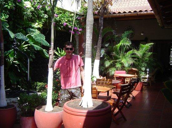 Hotel 3 Banderas: Espacio compartido del hotel