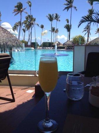 Paradisus Palma Real Golf & Spa Resort : good morning!