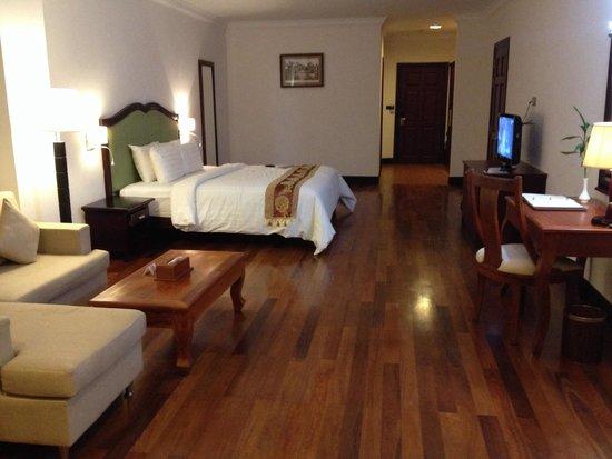 Sokhalay Angkor Resort & Spa: Hotel room!