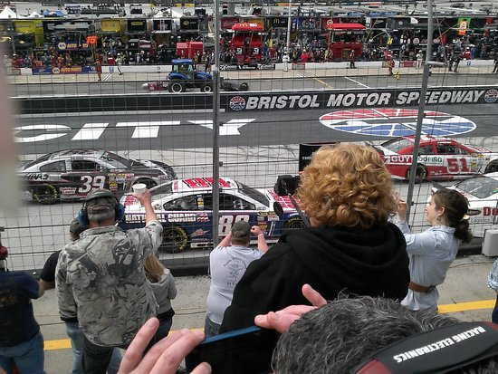 Bristol Motor Speedway: Jr.
