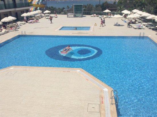 Jasmin Beach Hotel: Jasmin new pool