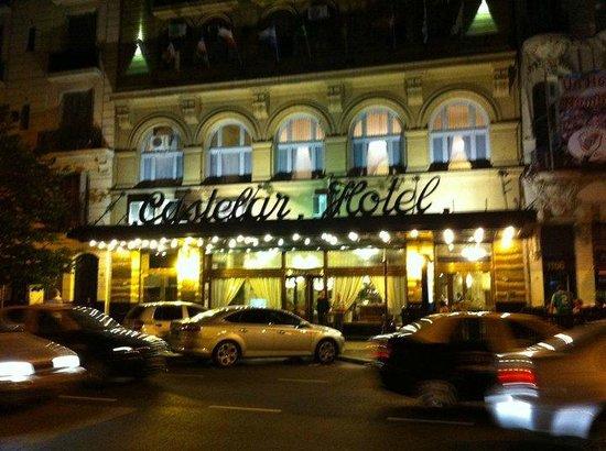 Castelar Hotel & Spa : Fachada
