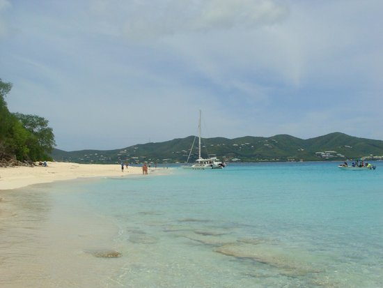 Caribbean Sea Adventures: Turquoise water