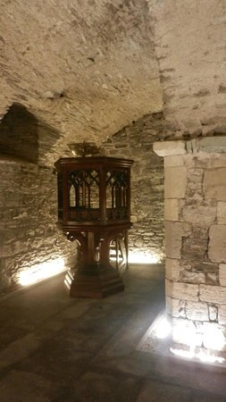 Waterford Treasures Medieval Museum: 13th century Choristers' Hall