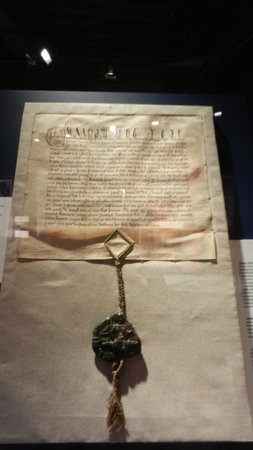 Waterford Treasures Medieval Museum: Royal charter