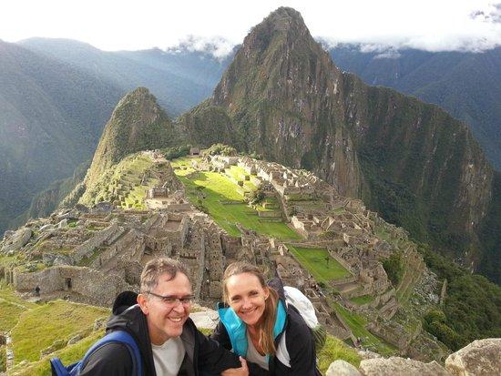Santuario Histórico de Machu Picchu: Linda, misteriosa, deslumbrante, imponente...assim é Machu Picchu: pura emoção!!!