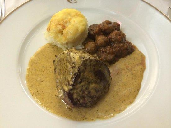 Perroquet : Fillet steak
