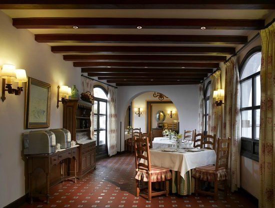 Parador de Ubeda: Restaurante (1)