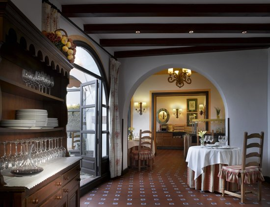 Parador de Ubeda: Restaurante (3)