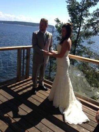 Rockwater Secret Cove Resort: Elopement June 2, 2014 at Rock Water Resort!