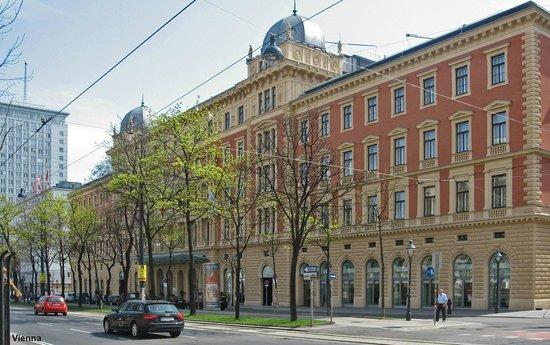 Palais Hansen Kempinski Vienna