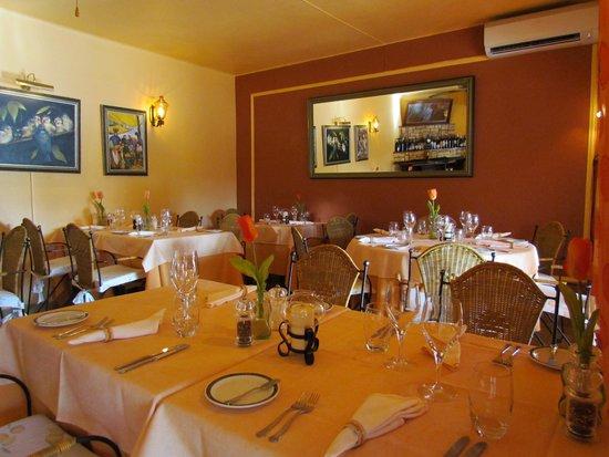 L'Orange Restaurant: Restaurant l'Orange