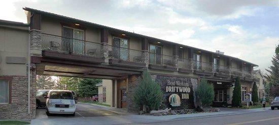 Best Western Driftwood Inn : Exterior