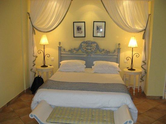 Le Mas Samarcande: Lérins  double room