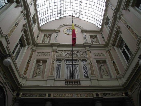 Les Galeries Royales Saint-Hubert : Galerie du Roi, outra galeria Saint Hubert