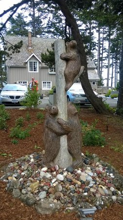 Starfish Point Condos : Bear security
