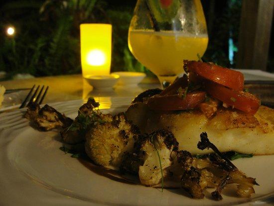 Bedarra Island Resort: Dinner