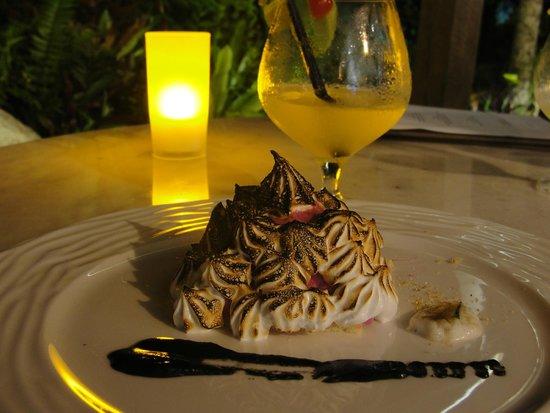 Bedarra Island Resort: Dessert