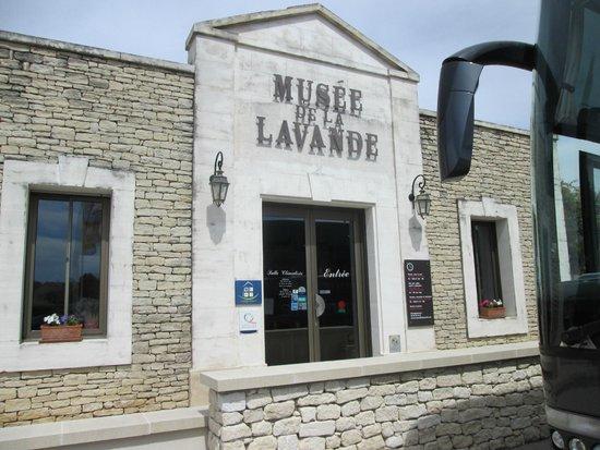 Musee de la Lavande: Lavender museum