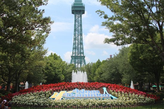 Find Restaurants Near Kings Dominion