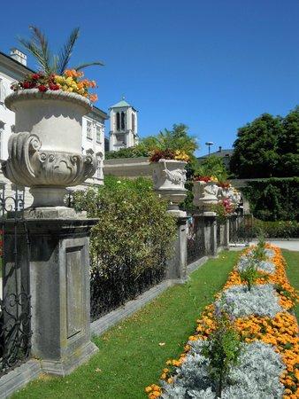 Palais et jardins de Mirabell : 庭園