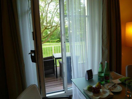 Sheraton Salzburg: お部屋