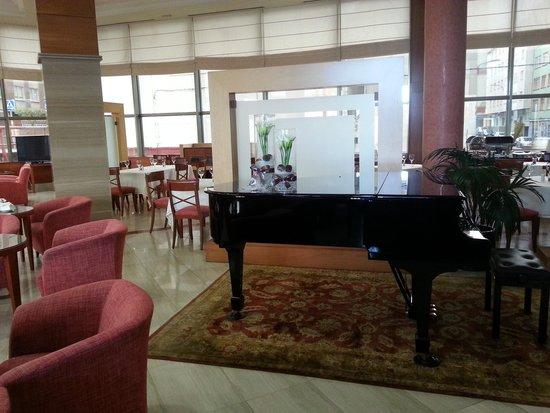 Gran Hotel de Ferrol: Hall