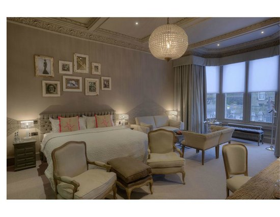 Murrayfield Hotel and House: Murrayfield House - Luxe Bedroom