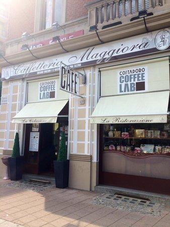 Maggiora Cafe Events & Banqueting dal 1962 : Esterno