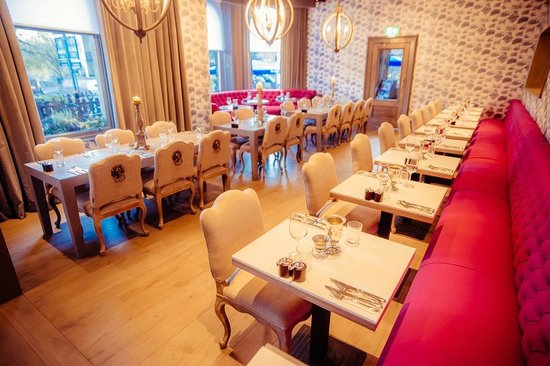 Murrayfield Hotel and House: The Forrester Restaurant