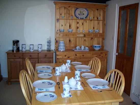Trevian Lodge B&B: Breakfast Room