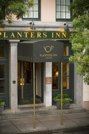 Planters Inn is located in the very heart and soul of Charleston's famed Historic District.