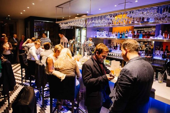 Murrayfield Hotel and House: Bothy Restaurant & Drinkery