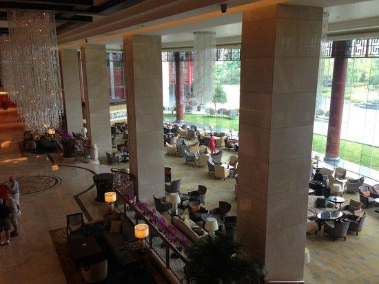 Shangri-La Hotel Guilin: Lobby