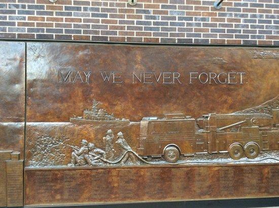Memorial del 11S: Per non dimenticare