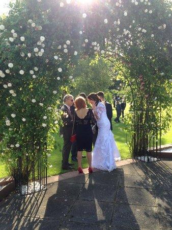Peterborough Marriott Hotel: Wedding