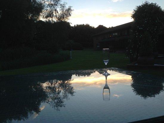 Peterborough Marriott Hotel: Evening tranquility