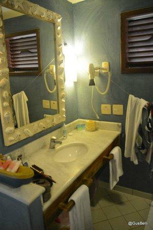 Club Med Trancoso: Banheiro ok