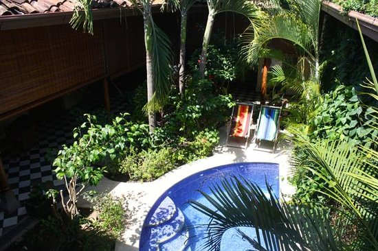 Casa Cubana : View from our room!