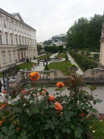 Palais et jardins de Mirabell : Мирабель