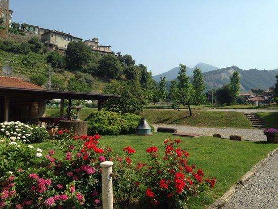 Sarnico, Italia: Cascina Oglio