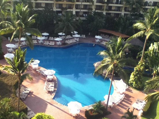 Velas Vallarta: View from our room